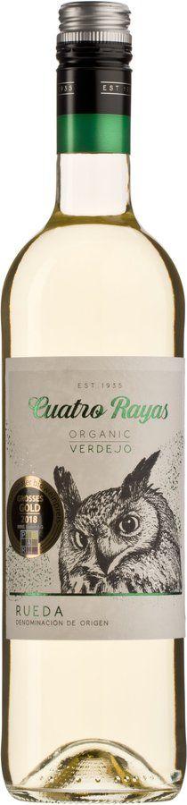 Vivolovin Cuatro Rayas Rueda Verdejo 6x0,75l