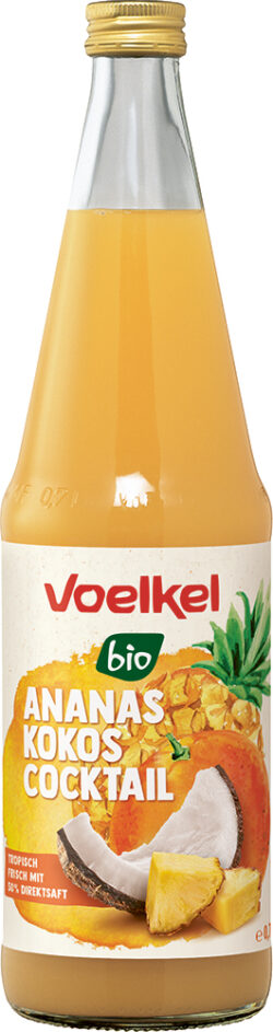 Voelkel Ananas Kokos Cocktail 0,7l