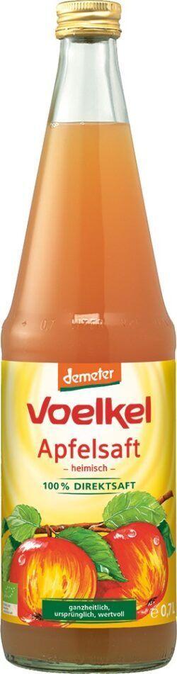 Voelkel Apfelsaft heimisch -100% Direktsaft 6x0,7l