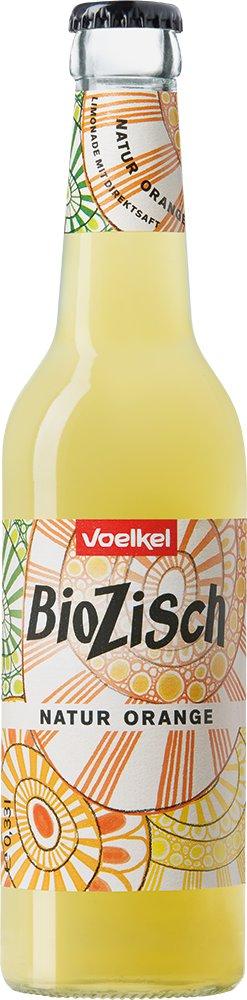 Voelkel BioZisch Natur Orange 0,33l