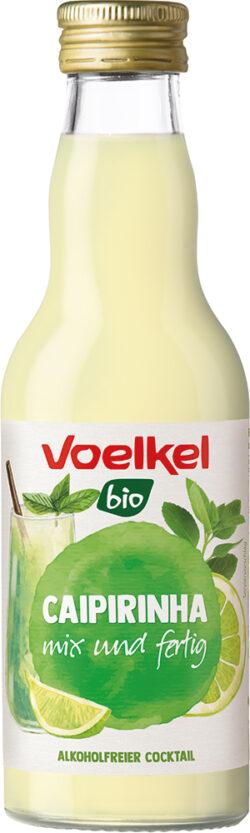 Voelkel Caipirinha, alkoholfreier Cocktail 0,2l