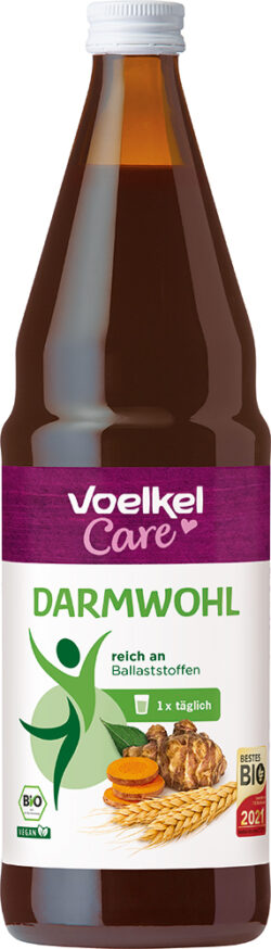 Voelkel Care Darmwohl 6x0,75l