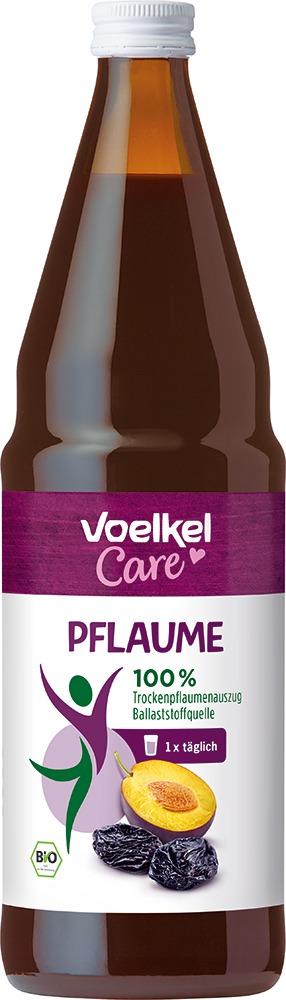 Voelkel Care Pflaume 100% Trockenpflaumenauszug 0,75l