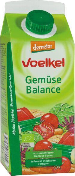 Voelkel Gemüse Balance 6x0,75l