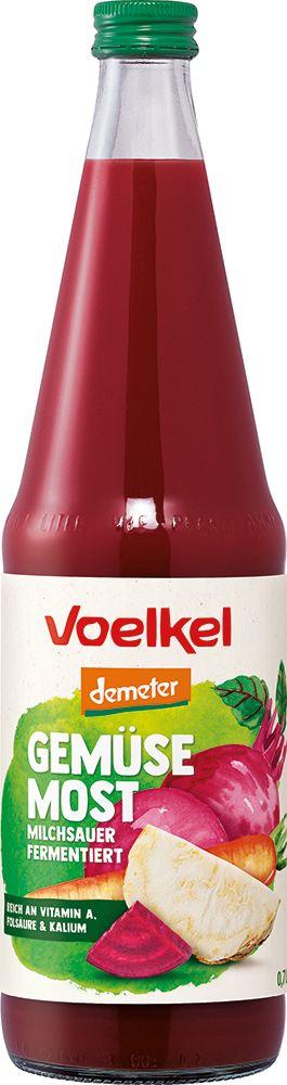 Voelkel Gemüsemost milchsauer fermentiert 0,7l
