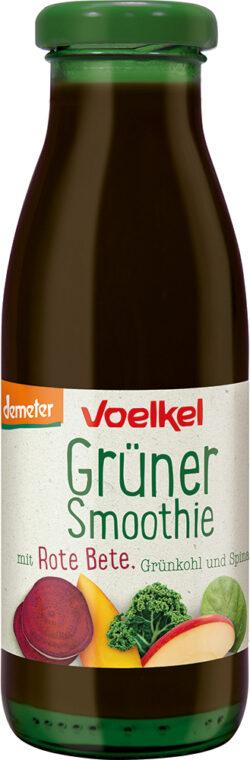 Voelkel Grüner Smoothie mit Rote Bete Grünkohl Spinat 6x0,25l