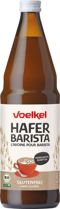 Voelkel Hafer Barista glutenfrei 0,75l
