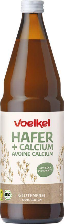 Voelkel Hafer + Calcium glutenfrei 6x0,75l
