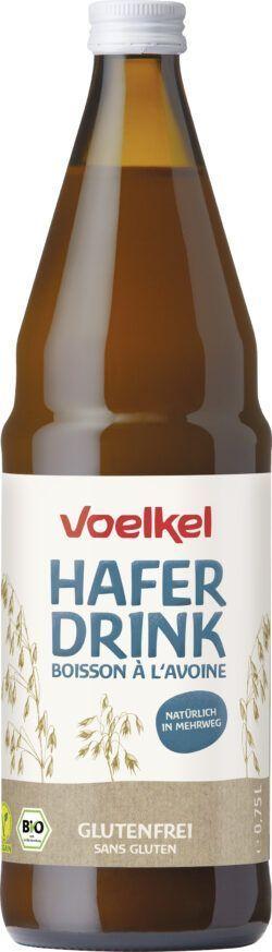Voelkel Hafer Drink glutenfrei 6x0,75l