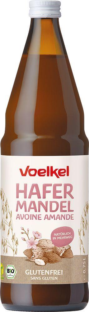 Voelkel Hafer Mandel glutenfrei 0,75l