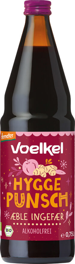 Voelkel Hygge Punsch Apfel Ingwer 6x0,75l