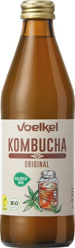 Voelkel Kombucha Original 10x0,33l
