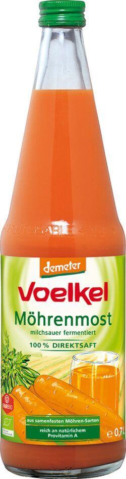 Voelkel Möhrenmost -milchsauer fermentiert 0,7l