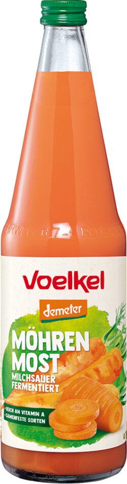 Voelkel Möhrenmost -milchsauer fermentiert 6x0,7l