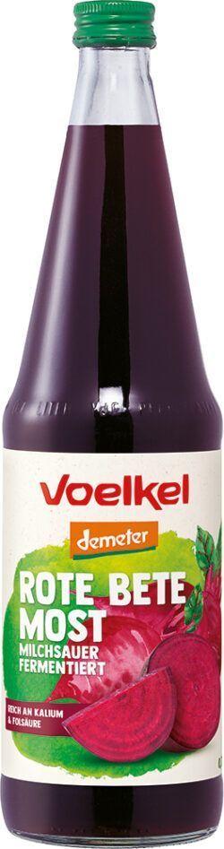 Voelkel Rote Bete Most milchsauer fermentiert 0,7l