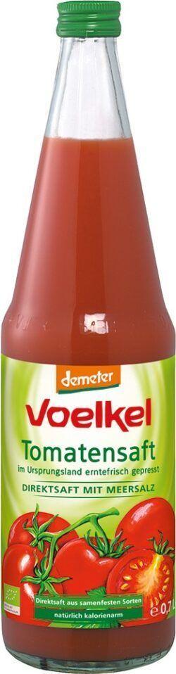 Voelkel Tomate Direktsaft 6x0,7l