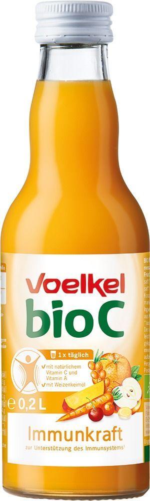 Voelkel bioC Immunkraft 12x0,2l