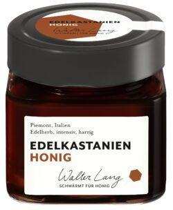 Walter Lang schwärmt für Honig Edelkastanienhonig Bio 6x275g
