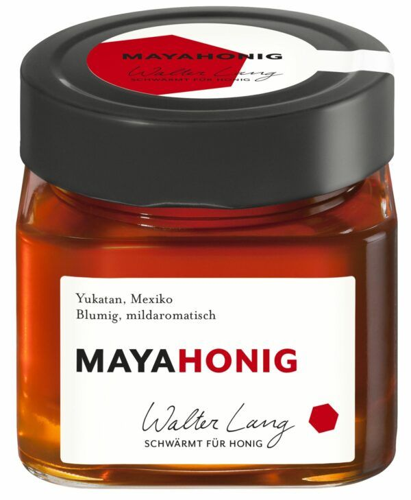 Walter Lang schwärmt für Honig Mayahonig Bio 6x275g