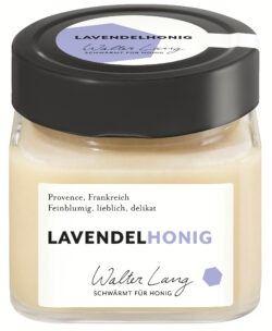 Walter Lang schwärmt für Honig Lavendelhonig Bio 6x275g