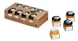 Walter Lang schwärmt für Honig In acht Gläsern um die Welt (Probierset) 4x320g