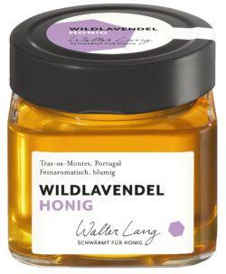 Walter Lang schwärmt für Honig Wildlavendelhonig Bio 6x275g