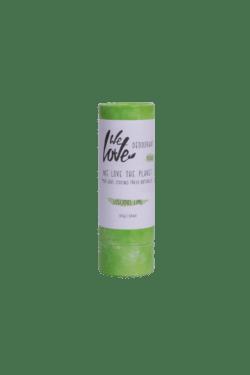 We Love The Planet - natürlicher Deo-Stick - Luscious Lime (vegan) 65g