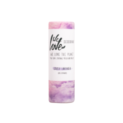 We Love The Planet - natürlicher Deo-Stick - Lovely Lavender 65g