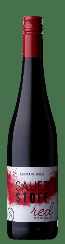 Weingut Sauer Cuvée SauerStoff red 0,75l