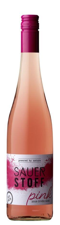 Weingut Sauer Cuvée SauerStoff pink 0,75l