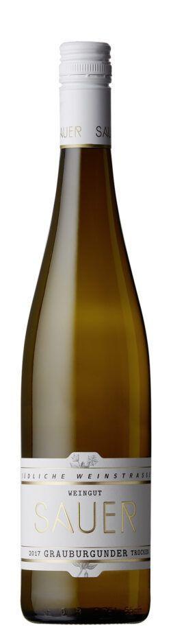 Weingut Sauer Grauburgunder Gutswein 0,75l