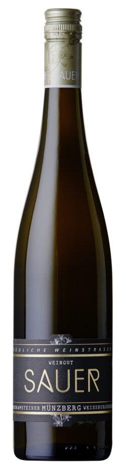 Weingut Sauer Nußdorfer Herrenberg Gewürztraminer 0,75l
