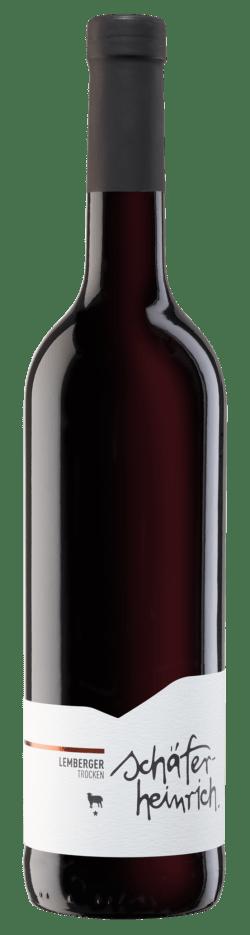 Weingut Schäfer-Heinrich 2020 Schwarzriesling Rotwein Deutscher Qualitätswein Gutsabfüllung 750ml