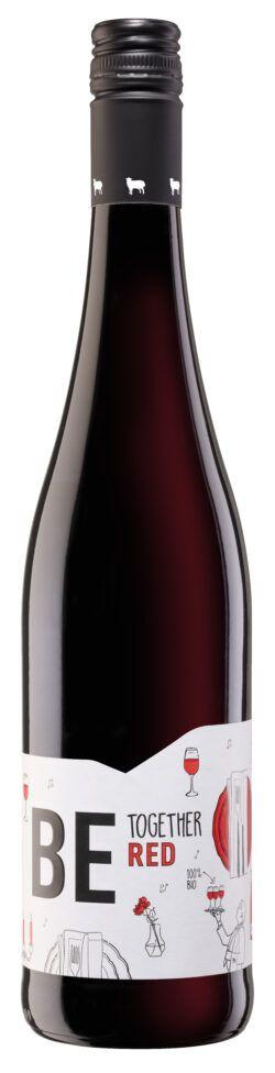 Weingut Schäfer-Heinrich BE TOGETHER RED Rotweincuvée 6x0,75ml