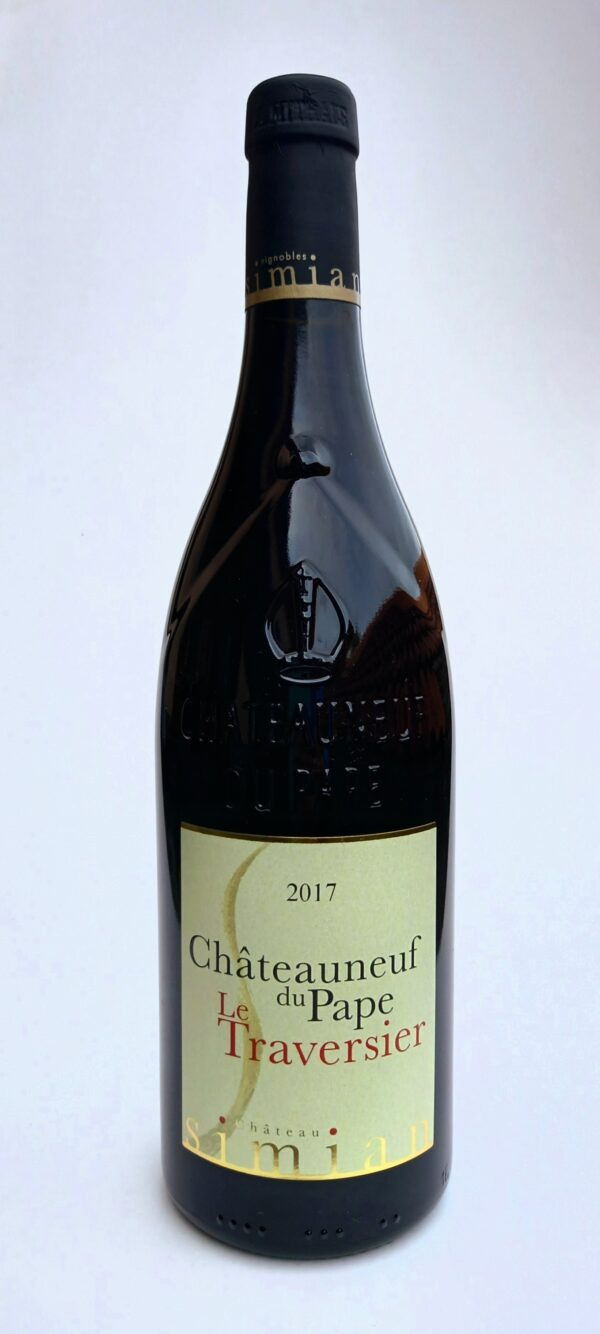 Weinhandel Wolfram Lambrecht Chateauneuf du Pape rouge 2017,