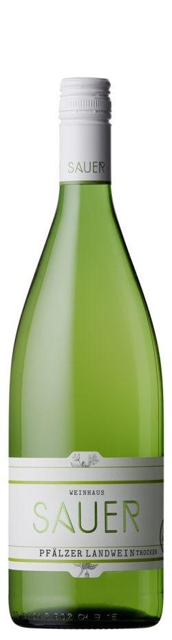 Weinhaus Sauer Pfälzer Landwein trocken 6x1l
