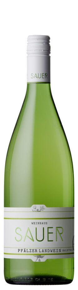Weinhaus Sauer Pfälzer Landwein halbtrocken 1l