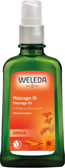 Weleda Arnika Massage-Öl 100ml