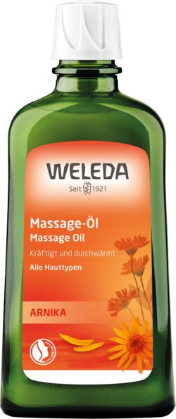 Weleda Arnika Massage-Öl 200ml