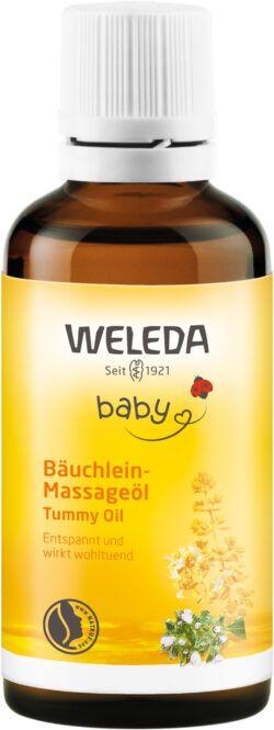 Weleda Bäuchlein-Massageöl 50ml