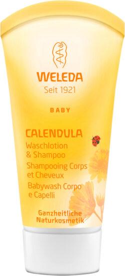 Weleda Calendula Waschlotion & Shampoo 10x20ml