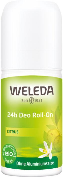 Weleda Citrus 24h Deo Roll-On 50ml