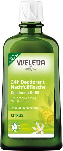 Weleda Citrus 24h Deodorant Nachfüllflasche 200ml