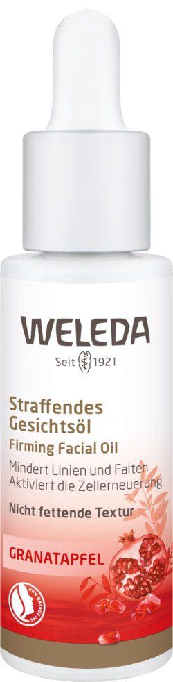 Weleda Granatapfel Straffendes Gesichtsöl 30ml