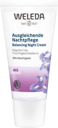 Weleda IRIS Ausgleichende Nachtpflege 30ml