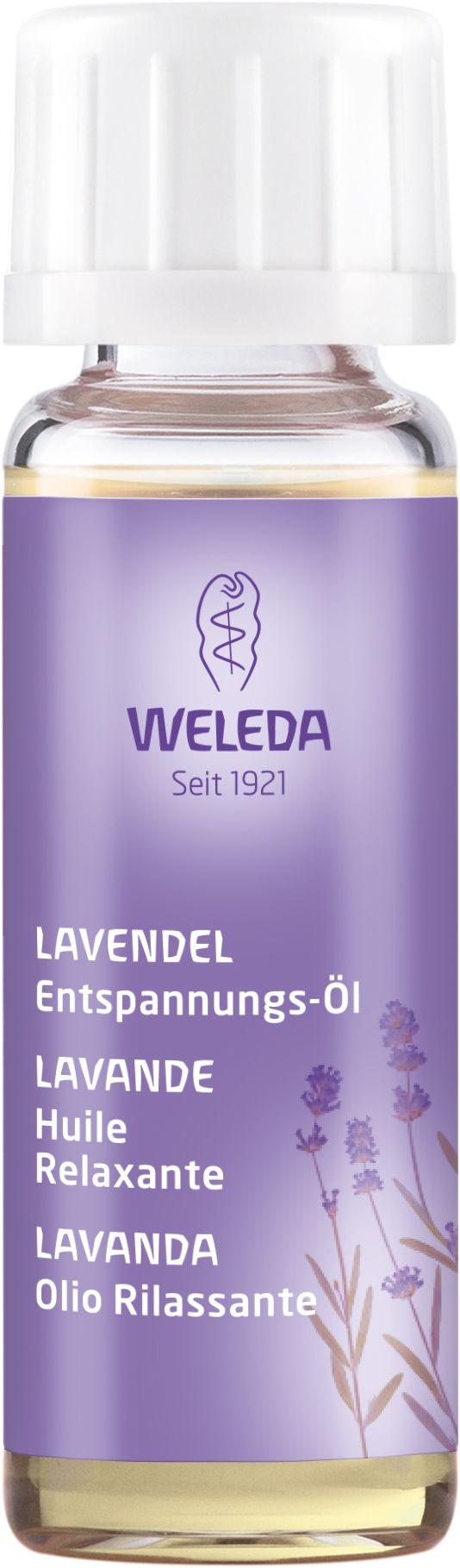 Weleda Lavendel Entspannungs-Öl 10ml
