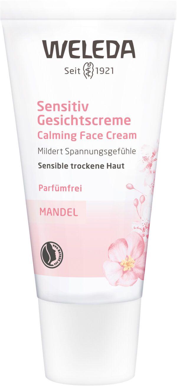 Weleda MANDEL Sensitiv Gesichtscreme 30ml
