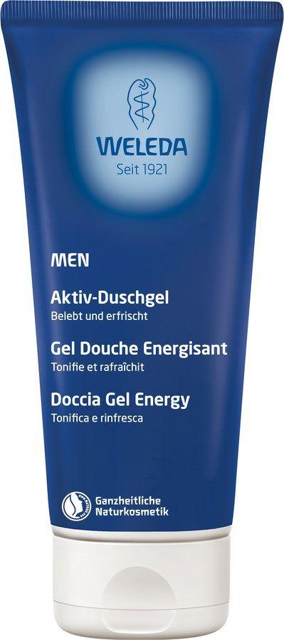 Weleda For Men - Active Fresh Duschgel 200ml