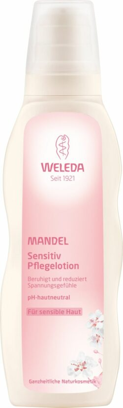 Weleda Mandel Sensitiv Pflegelotion 200ml