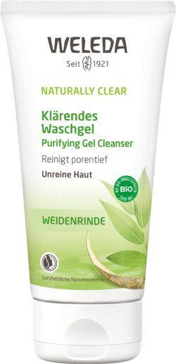 Weleda NATURALLY CLEAR Klärendes Waschgel 100ml